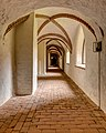 Heiligengrabe, Kloster Stift zum Heiligengrabe, Abtei, Kreuzgang -- 2017 -- 7204-10.jpg