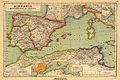 Heinrich Kiepert. Hispania, Mauretania et Africa.jpg