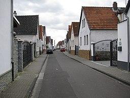Heinrichstraße in Raunheim