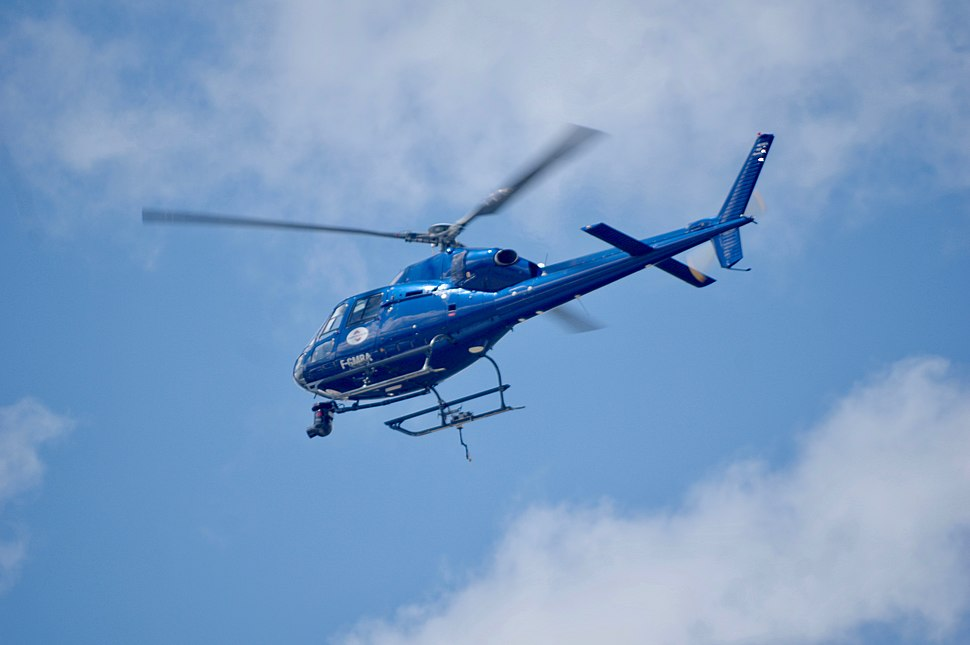 Helicopter -Aérospatiale AS 355N Ecureuil 2 - F-GMBA (48207349146)