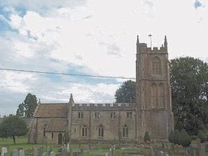Hemington, Somerset - Image: Hemington church
