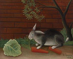 The Rabbit's Meal (Le Repas du lapin)