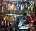 Henrie Moweta Kneeling Mixed media 2015.jpg