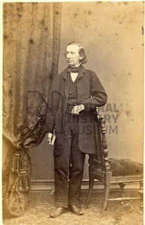 Henry Tibbats Stainton - Henry Tibbats Stainton