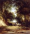Henry Boddington - Path Through the Woods 1851.jpg