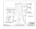 Henry Crocheron House, 1502 Wilson Street, Bastrop, Bastrop County, TX HABS TEX,11-BAST,3- (sheet 4 of 8).png