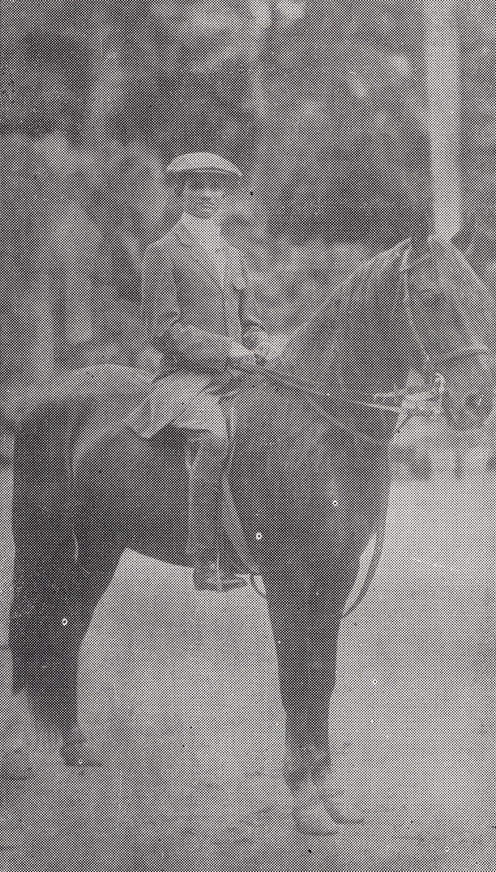 Henry Pedris (1888-1915)