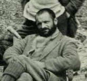 Henry Morshead - Henry Morshead in 1921