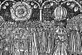 Henry VIII Catherine of Aragon coronation woodcut.jpg