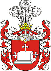 Mogiła Coat of Arms