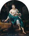 Herman van der Mijn - A Woman with a Dog, 1719.jpg