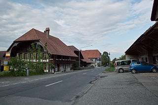 Former municipality of Switzerland in Solothurn