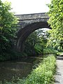 High Bridge just to east of Entrance to Falkirk Tunnel Union Canal - geograph.org.uk - 75045.jpg