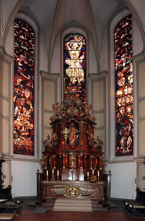 St Markus