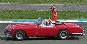 Michael Schumacher auf dem Hockenheimring