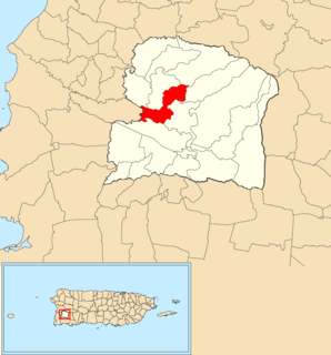 Hoconuco Bajo Barrio of San Germán, Puerto Rico