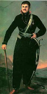 Ukrainian Cossack leader
