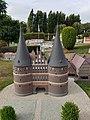 Holsten Gate at Mini Europe.jpg