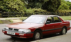 Honda Legend I w wersji sedan