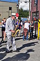 Honk Fest West 2015, Georgetown, Seattle - Carnival Band 14 (19058827055).jpg