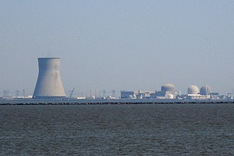 Hope Creek Nuclear Generating Station - Image: Hope Creek Salem Nuclear 2