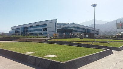 How to get to Hospital Militar De Santiago with public transit - About the place