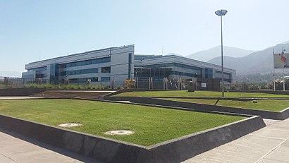 Come arrivare a Hospital Militar De Santiago con i mezzi pubblici - Informazioni sul luogo