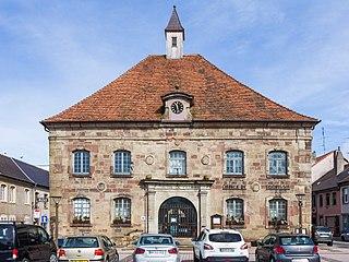 Phalsbourg Commune in Grand Est, France