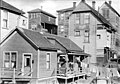 Housing on First Hill, probably between 1890 and 1910 (SEATTLE 989).jpg