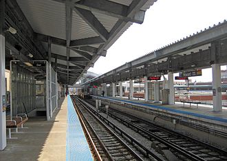 Howard station - Image: Howard NSML