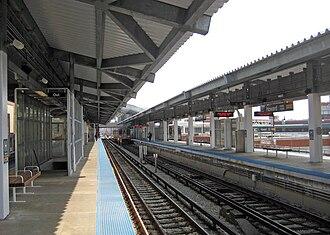 Howard station - Image: Howard NSML
