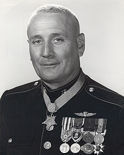 Jimmie E. Howard United States Marine Corps Medal of Honor recipient