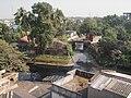 Howrah Drainage Canal at Hanskhali - Howrah 070087.JPG