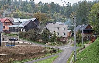 Hradisko Municipality in Slovakia