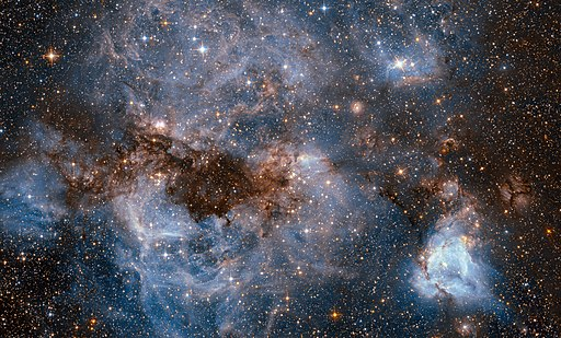 Hubble Peers into the Storm (29563971405)