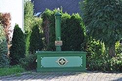 Hundstadt, Brunnen Naunstädter Weg