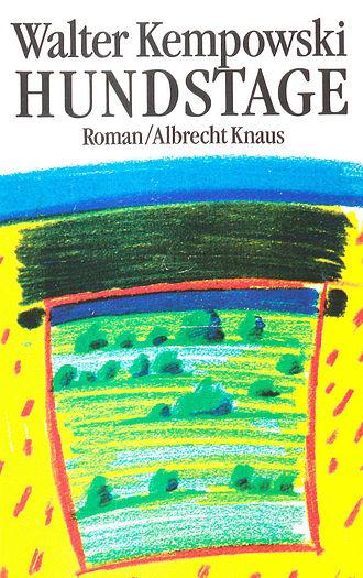 Albrecht Knaus Verlag - Hundstage (1988)