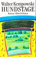 Hundstage (Walter Kempowski, 1988).jpg