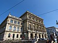 Hungarian Academy of Sciences main building, 2013 Budapest (403) (13227670024).jpg