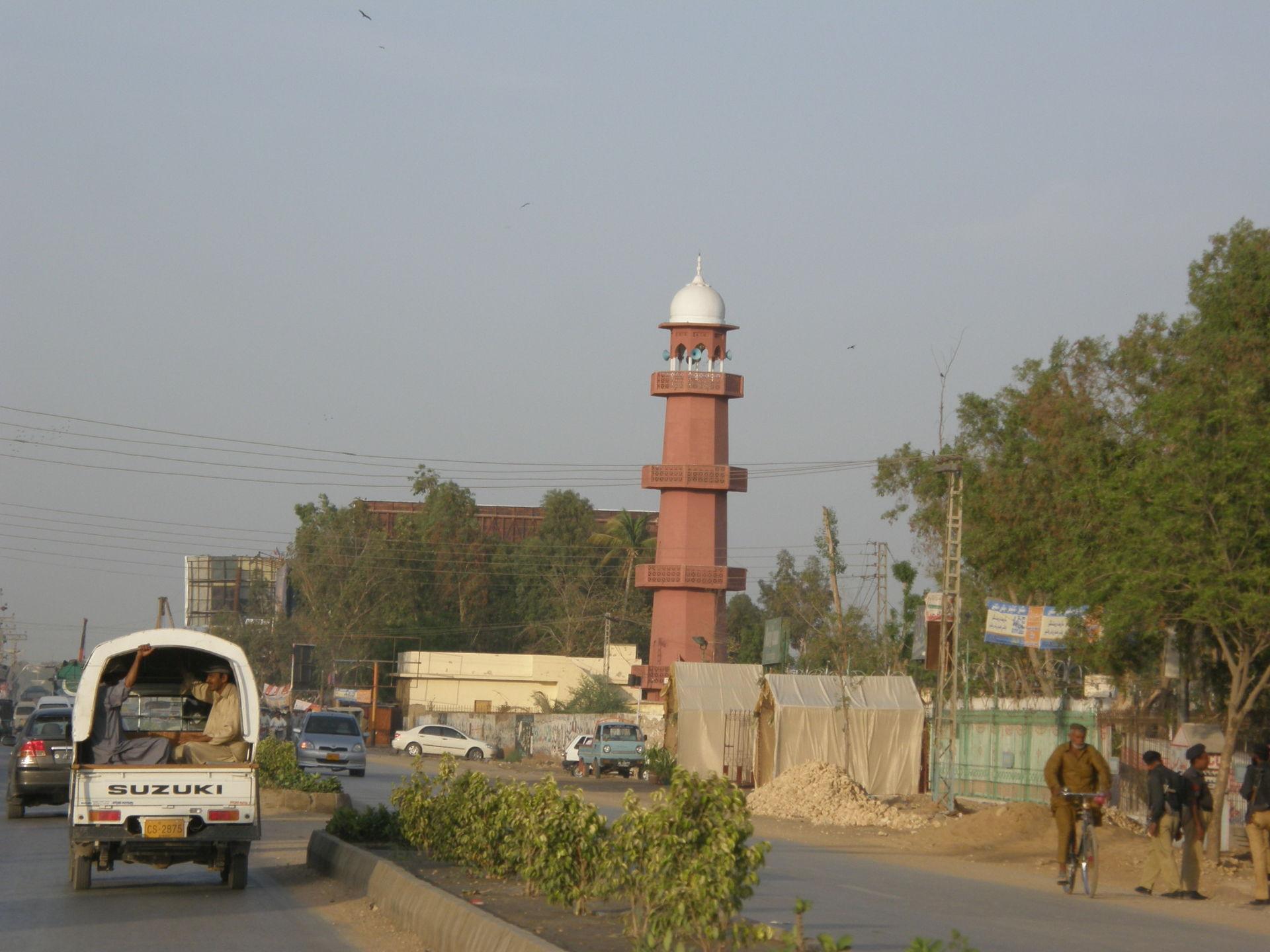 Miestas pakistano rytuose