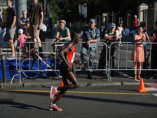 Abraham Kiplimo Ugandan long-distance runner