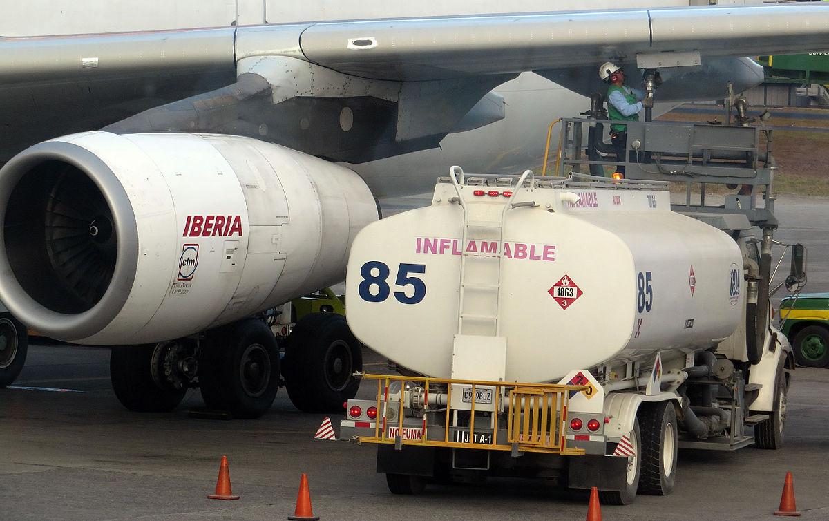 Combustible De Turbina De Aviación Wikipedia La Enciclopedia Libre