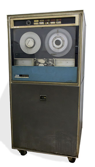 IBM 7040 - The less expensive IBM 7330 data tape storage unit was used in many 7040 installations.