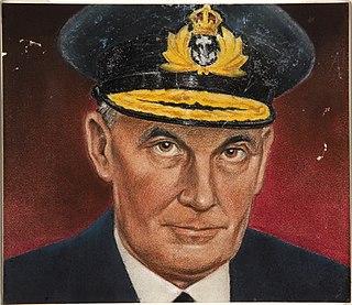 British Royal Navy officer