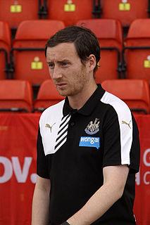 Ian Cathro Scottish footballer and coach