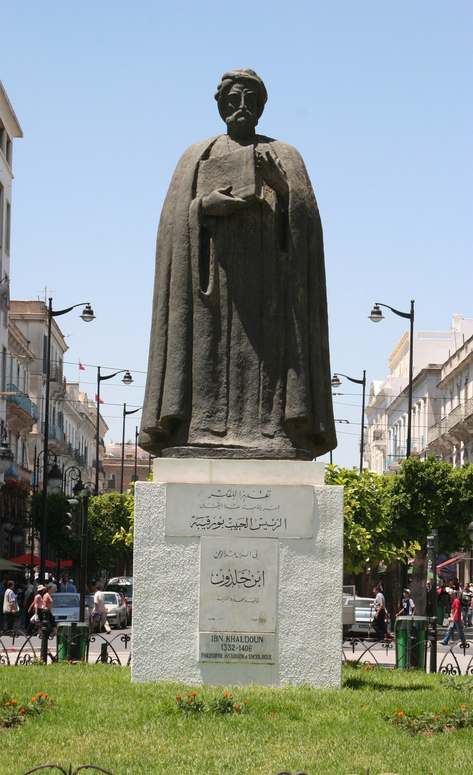 Ibn Khaldoun-Kassus