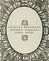Icones, id est, Verae imagines virorum doctrina simul et pietate illustrium, - quorum praecipuè ministerio partim bonarum literarum studia sunt restituta, partim vera religio in variis orbis (14565428019).jpg