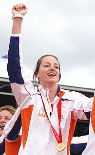 Iefke van Belkum Dutch water polo player