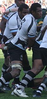 Ifereimi Rawaqa Fijian rugby union player