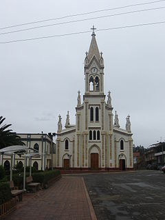 Cerinza Municipality and town in Boyacá Department, Colombia